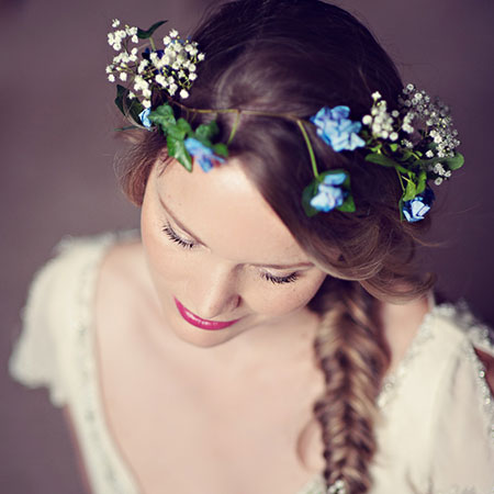 bridal hair buckinghamshire