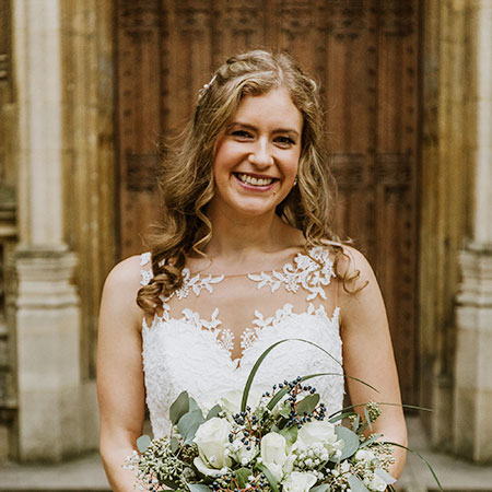 oxford wedding make-up